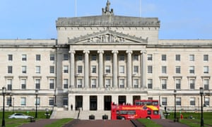 Secretary of state for Northern Ireland James Brokenshire has drawn up a regional budget to keep devolved ministries financially solvent.