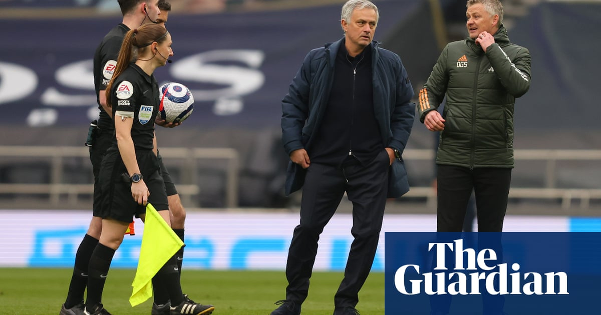 'Conned by Son': Solskjær's cheat claim sparks Mourinho fury
