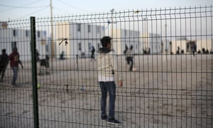 Child asylum seekers in France have been left frustrated at the length of time it is taking to have their claims processed.