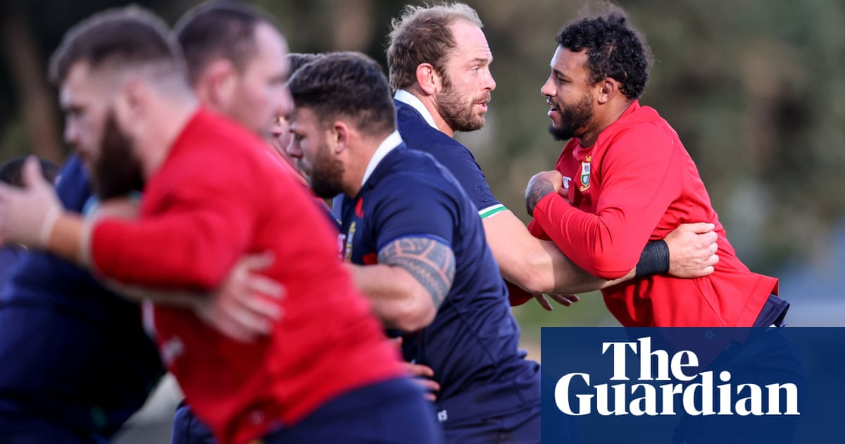 Alun Wyn Jones to captain Lions in first Test after remarkable recovery