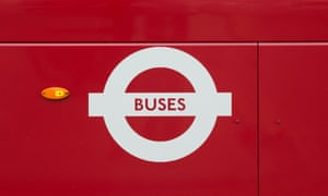 The London bus service is threatened by congestion