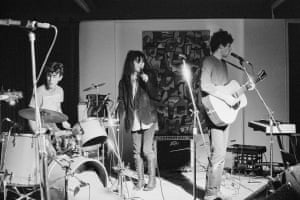 The Lighthouse Keepers, ANU Union, Canberra, 1983.