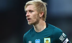 Ben Mee: 'At the risk of repeating everyone in the game: football without fans is not the same.'
