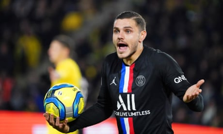 PSG reach £45m agreement with Internazionale to sign Mauro Icardi