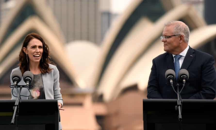 Clashes between New Zealand and Australia over deportations has strained relations between normally friendly neighbours.