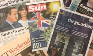 The proposed amendment is opposed by all the UK's major newspaper groups.
