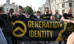 Supporters of Generation Identity