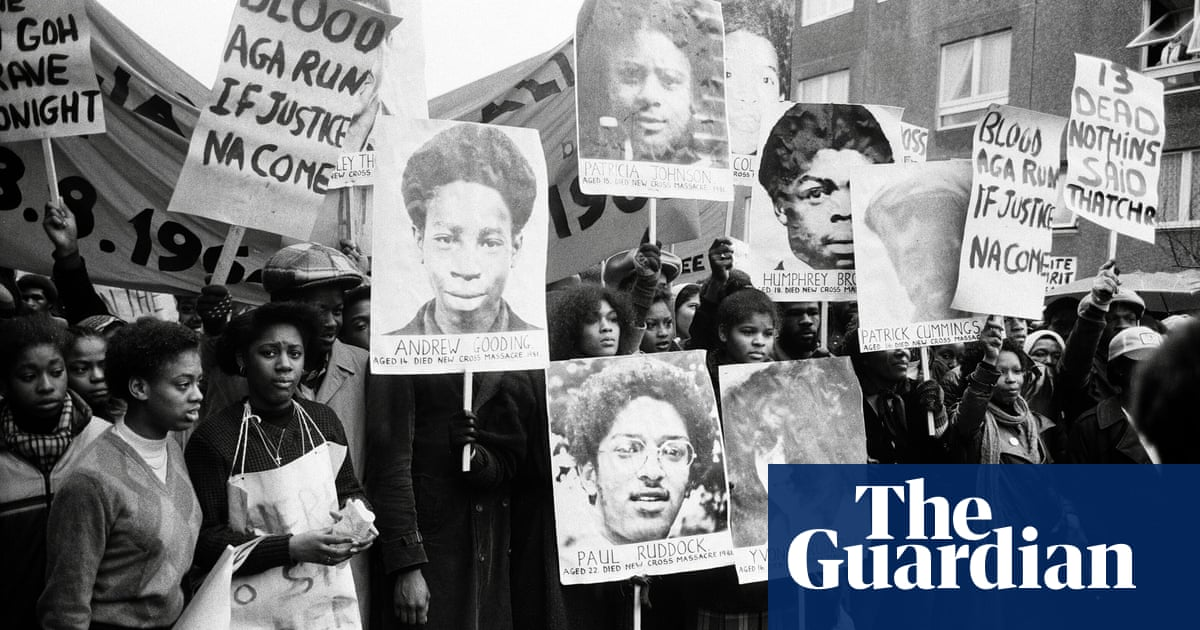 TV stasera: three events that shaped the black British experience in the 80s