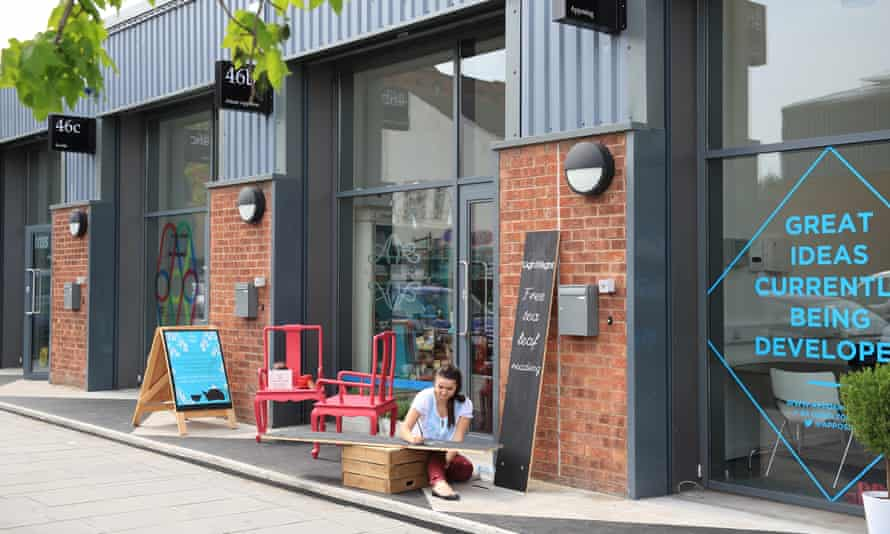 Business units in the Baltic Triangle