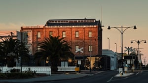 The Lachlan Macquarie award for heritage Premier Mill Hotel, Katanning, Western Australia. By spaceagency architects