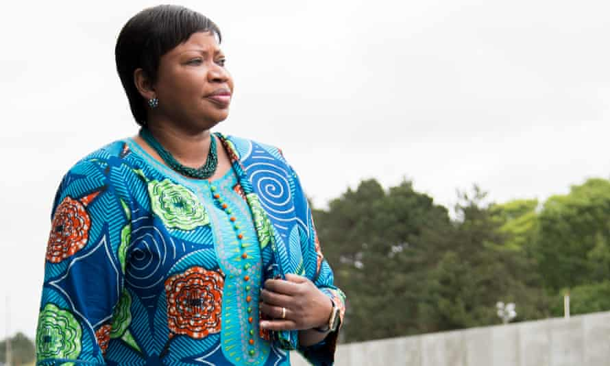'There must be justice, there must be accountability ... that drives me' ... Fatou Bensouda