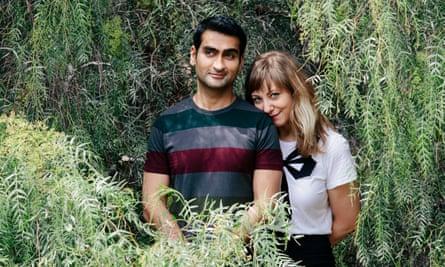 Kumail Nanjiani and Emily V Gordon.