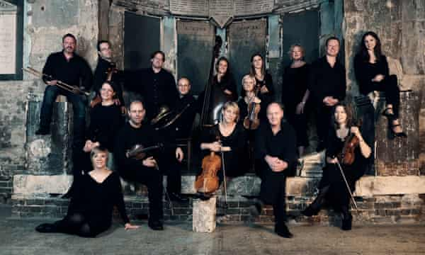 The Gabrieli Consort & Players.