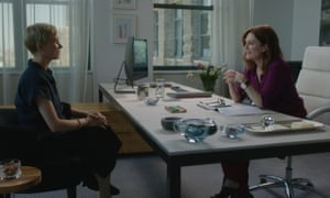After the Wedding review – Julianne Moore and Michelle Williams lift