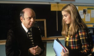 That's just like, so your opinion ... Wallace Shawn and Alicia Silverstone in Clueless.
