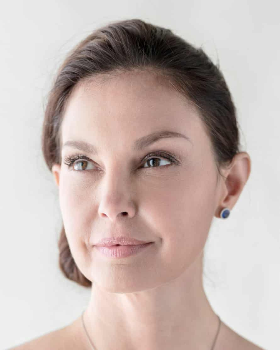 'I speak from a position of empowerment': Ashley Judd.