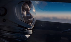 Rocket power … a scene from First Man.