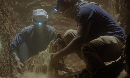 Exceptional ... Secrets of the Saqqara Tomb.