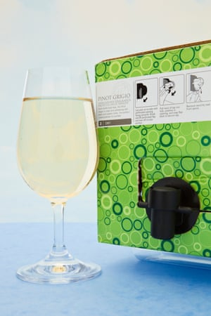 The humble cask or box wine, is much maligned but can be better value and quality than bottled wine.