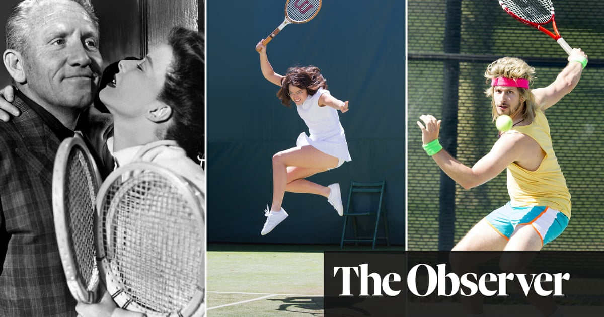 Streaming: anyone for tennis?