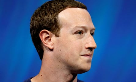 'It's not good enough to allow people like Mark Zuckerberg to set the rules for the internet,' said one MP.
