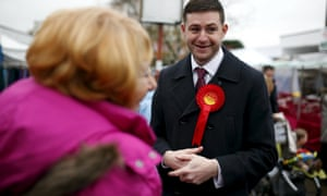 Jim McMahon, MP for Oldham West and Royton
