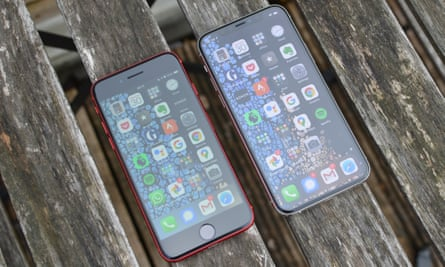 2020 iphone se review