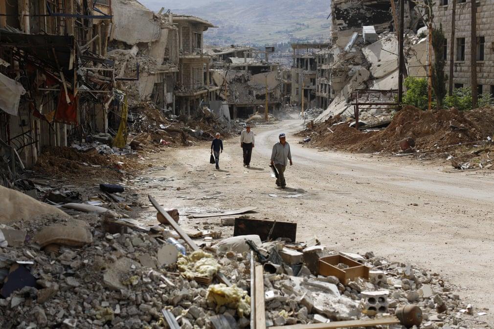 Zabadani, Siria