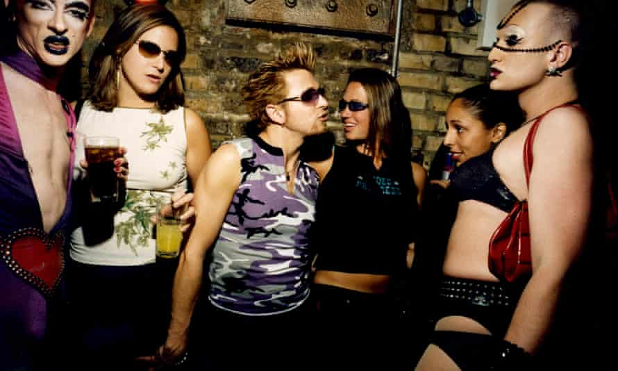 Transvestites at DTPM at Fabric, London, UK, 2001. (Photo by: PYMCA/UIG via Getty Images)