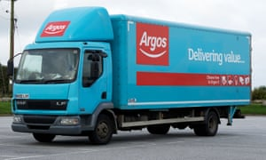 There's no comfort in this sorry tale of Argos customer service