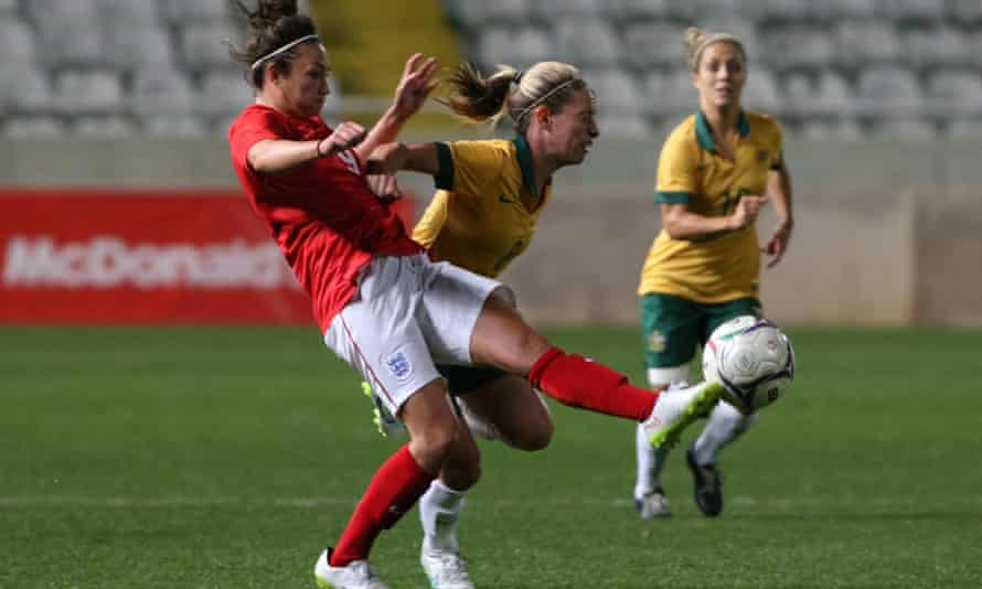 Matilda's Australia v. England Cyprus
