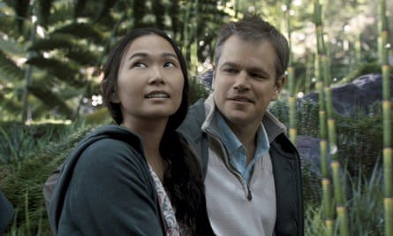 Downsizing Review Matt Damon Micro Utopia Fantasy Is Only A Small Victory Downsizing The Guardian