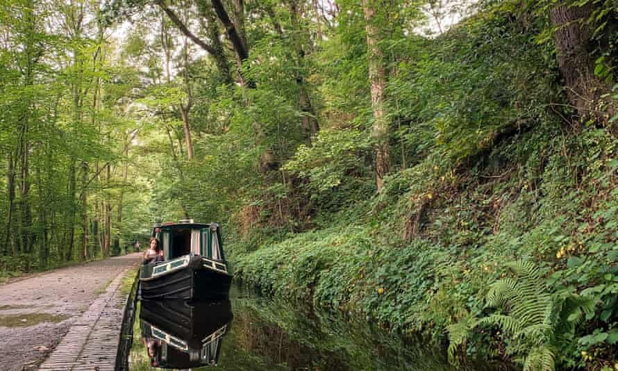 'Be patient and give yourself over fully to the way of the canals,' says David Lawrence.