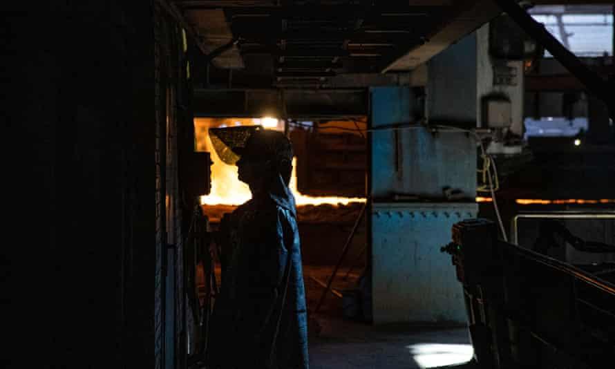 Liberty steel plant