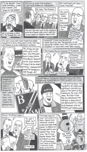 David Squires on ...Charlton and Bolton. This is the correct version to use as it amends a typo in the original version