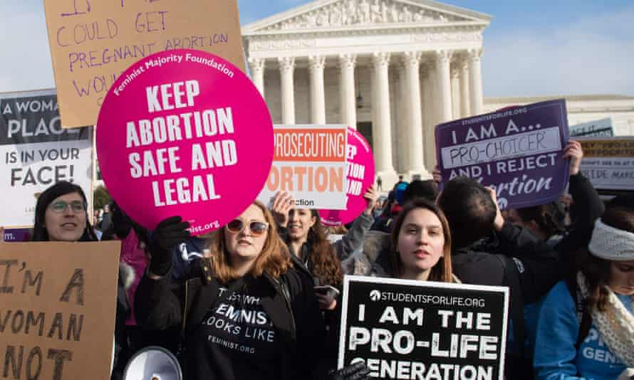 The supreme court is set to hear oral arguments on one of the most consequential abortion rights cases in decades.