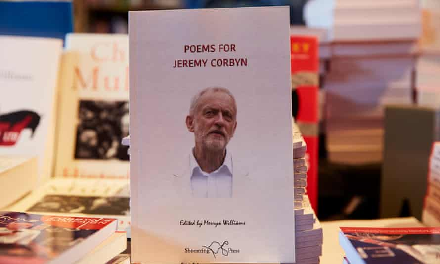 A book of poems in praise of Corbyn