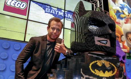 From a talking horse to the Dark Knight: Will Arnett ranks his own roles