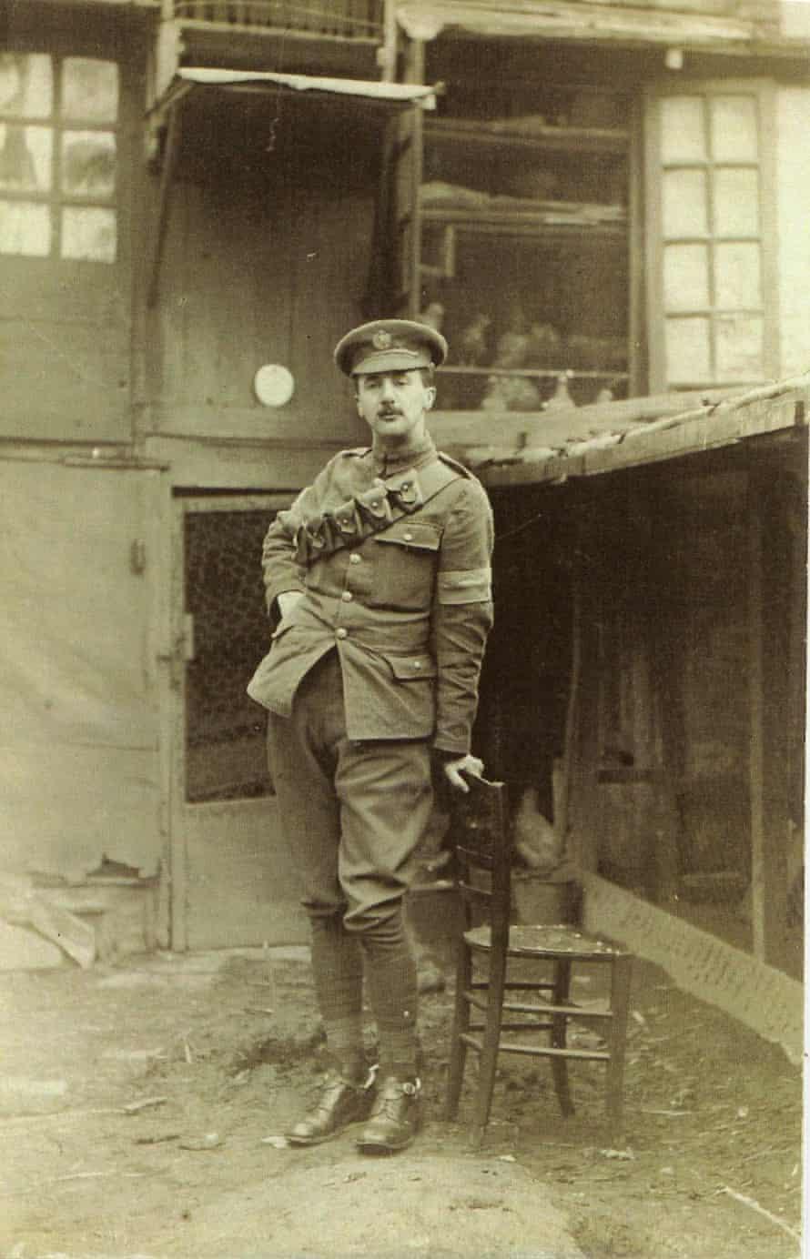 Reginald Hanson Fawcett.