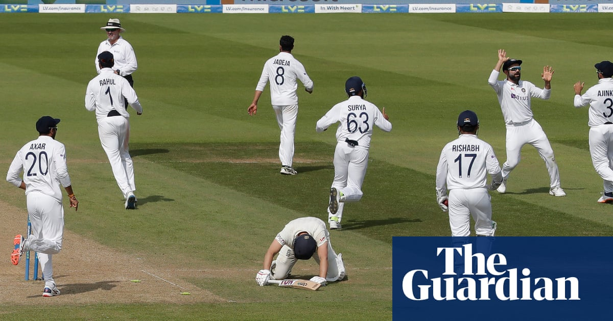 India complete turnaround to win vintage Test against England