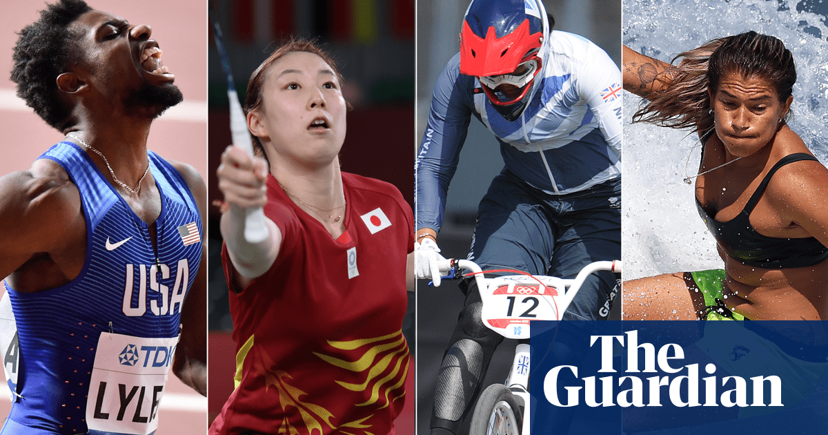 Which Olympic sport should you tune into? – an interactive quiz