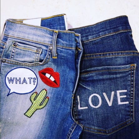 Love your jeans - leave them alone