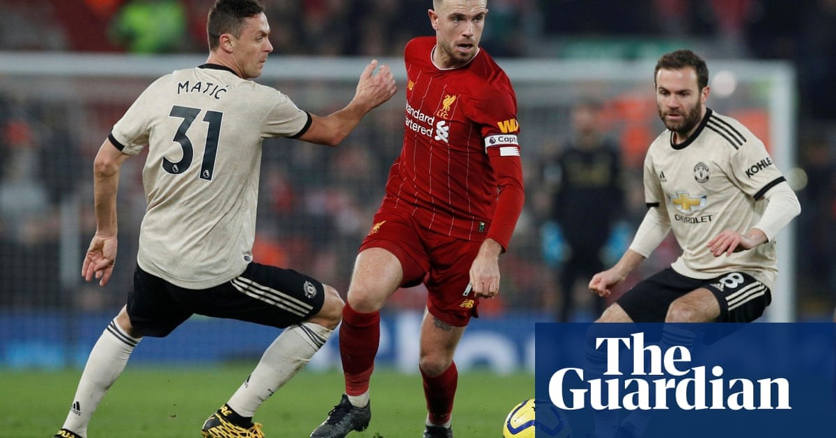 Klopp: Henderson's game lifted by Liverpool's Champions League success