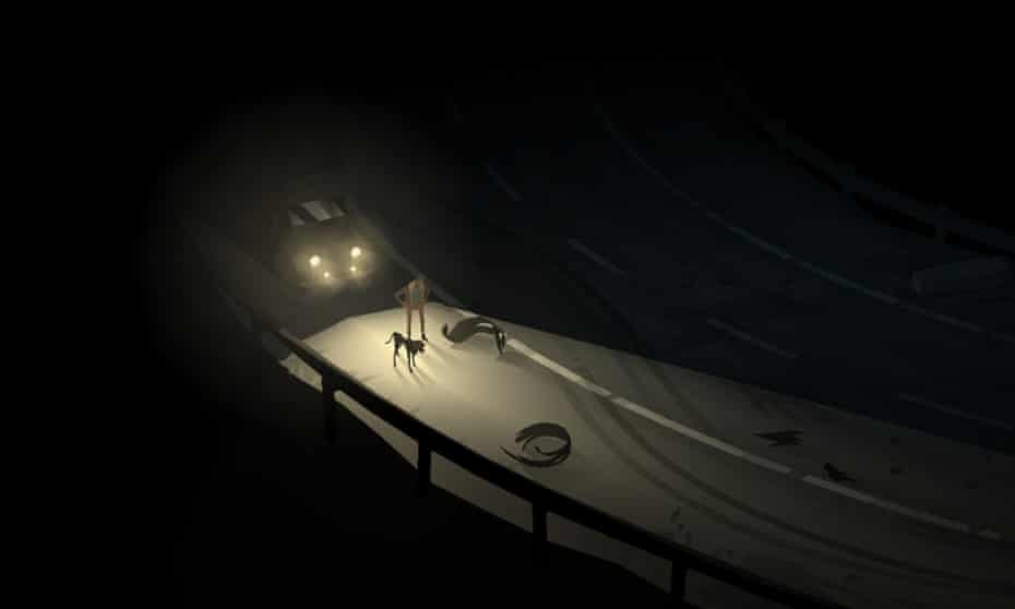 Kentucky Route Zero, in which you play a delivery driver in search of a house.