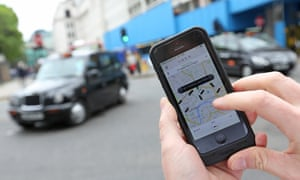 Uber UK says that the cars are real, and displayed in real time
