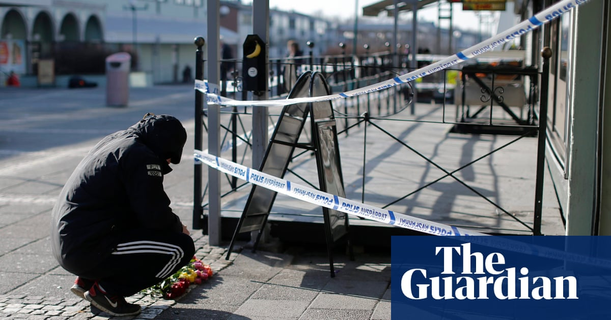 Sweden's gun violence rate has soared due to gangs, report says