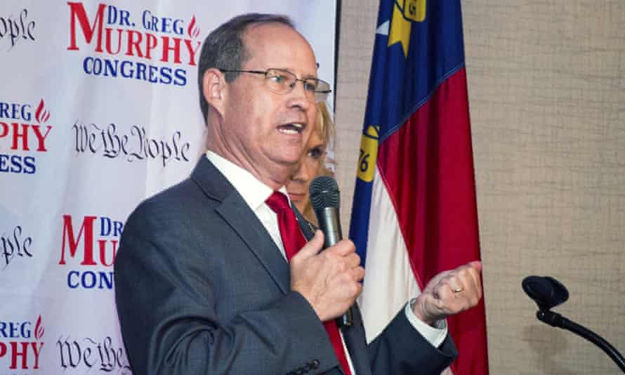 Greg Murphy.. The director of government affairs for the Council on Islamic Relations said of Murphy: 'His bigoted comments only serve to perpetuate the climate of hate.'