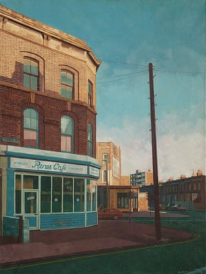 Rene's Cafe, Bow, 1986