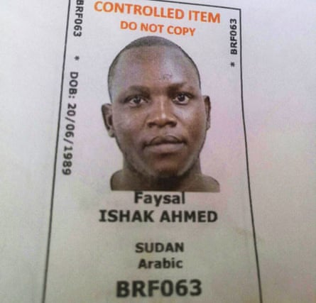 27-year-old Sudanese refugee Faysal Ishak Ahmed died following an apparent fall and seizure inside the Australian-run detention centre Manus Island