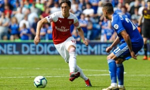 Mesut Özil's display at Cardiff suggests he does have a future at Arsenal